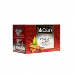 McColins Cinnamon and Clove Tea (Te Canela y Clavo) - McCollins