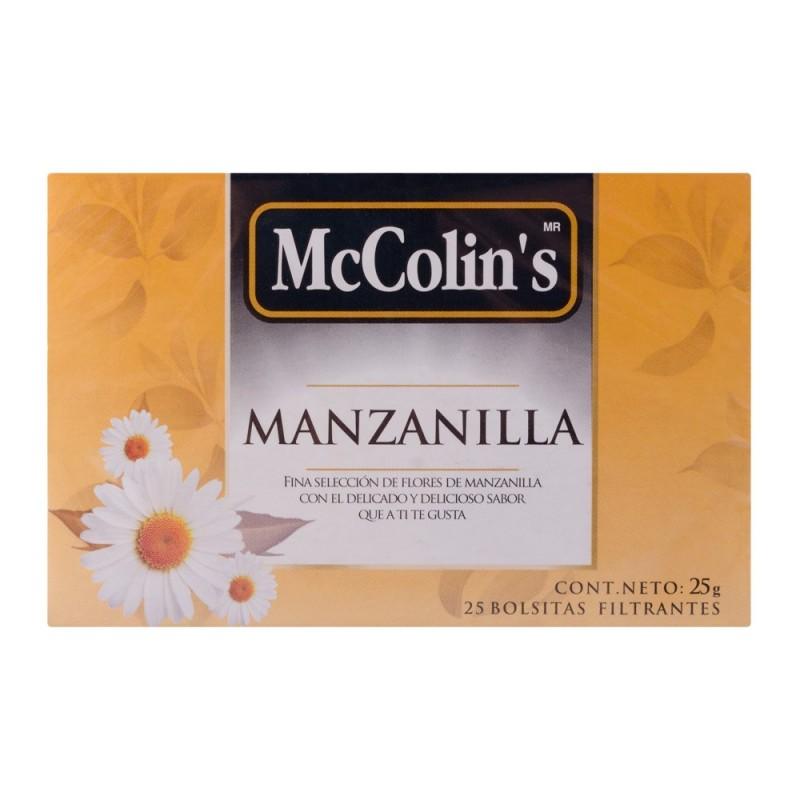McColins Chamomile Tea (Manzanilla) - McCollins