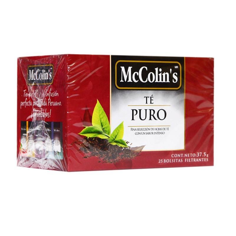 McColins Black Tea (Te Puro / Te Negro) - McCollins