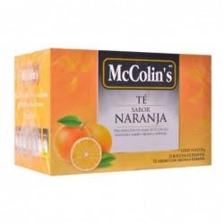 McColins Orange Flavor Tea (Te Sabor Naranja) - McCollins