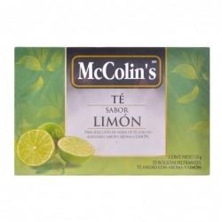 McColins Lemon Flavor Tea (Te Sabor Limon) - McCollins