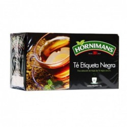 Hornimans Black Tea (Te Puro / Te Negro)