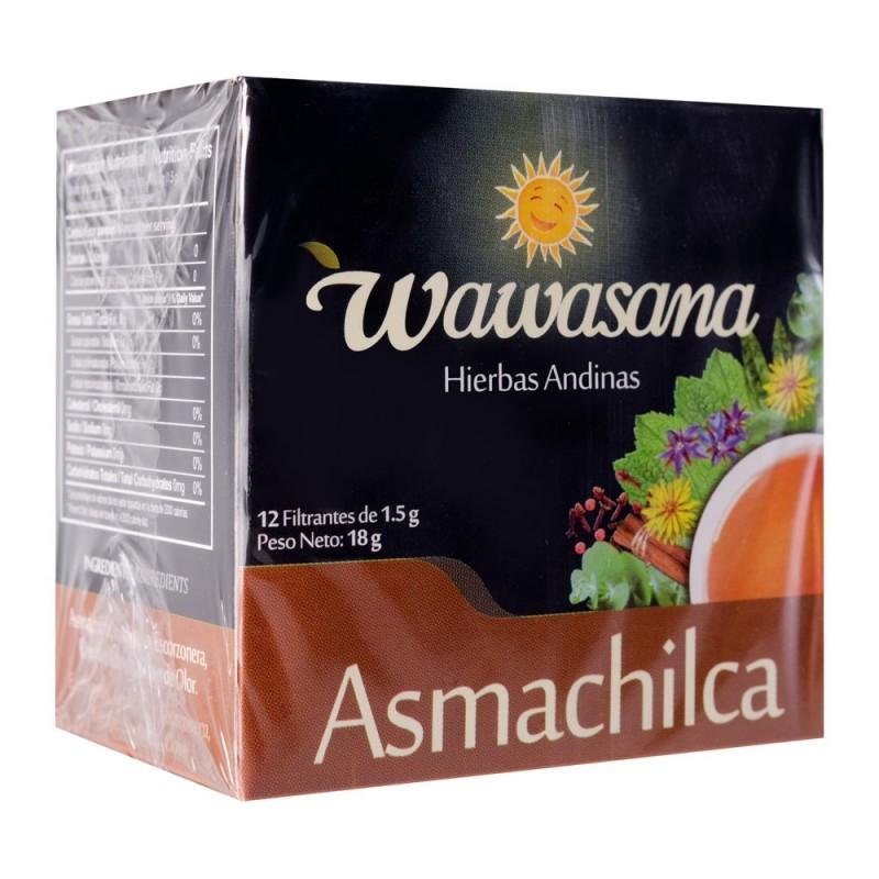 Wawasana Asmachilca (Asthma Tea)