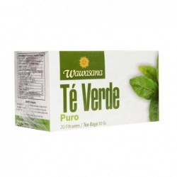 Wawasana Green Tea (Te Verde)