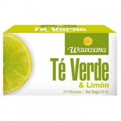 Wawasana Green Tea with...